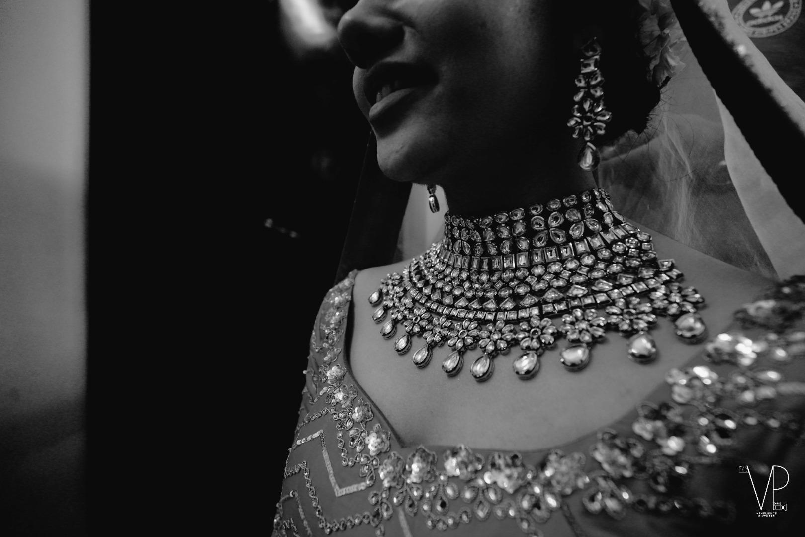 Indian Bridal Diamond Jewellery Designs