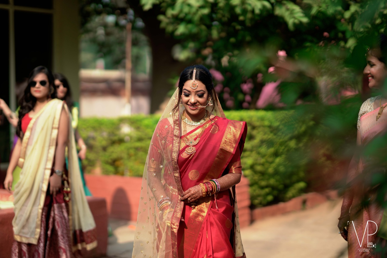 South Indian Bride Outfit Ideas