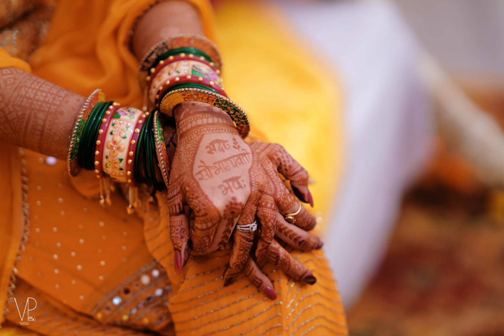 Traditional Bridal Mehendi Designs