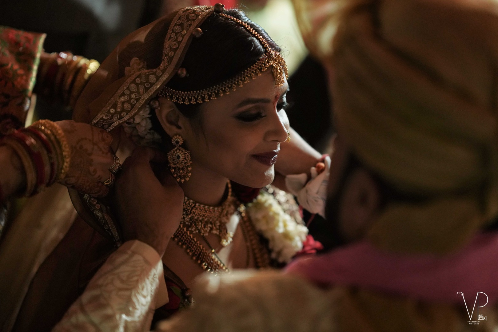 Mangalsutra Ceremony in Indian Weddings