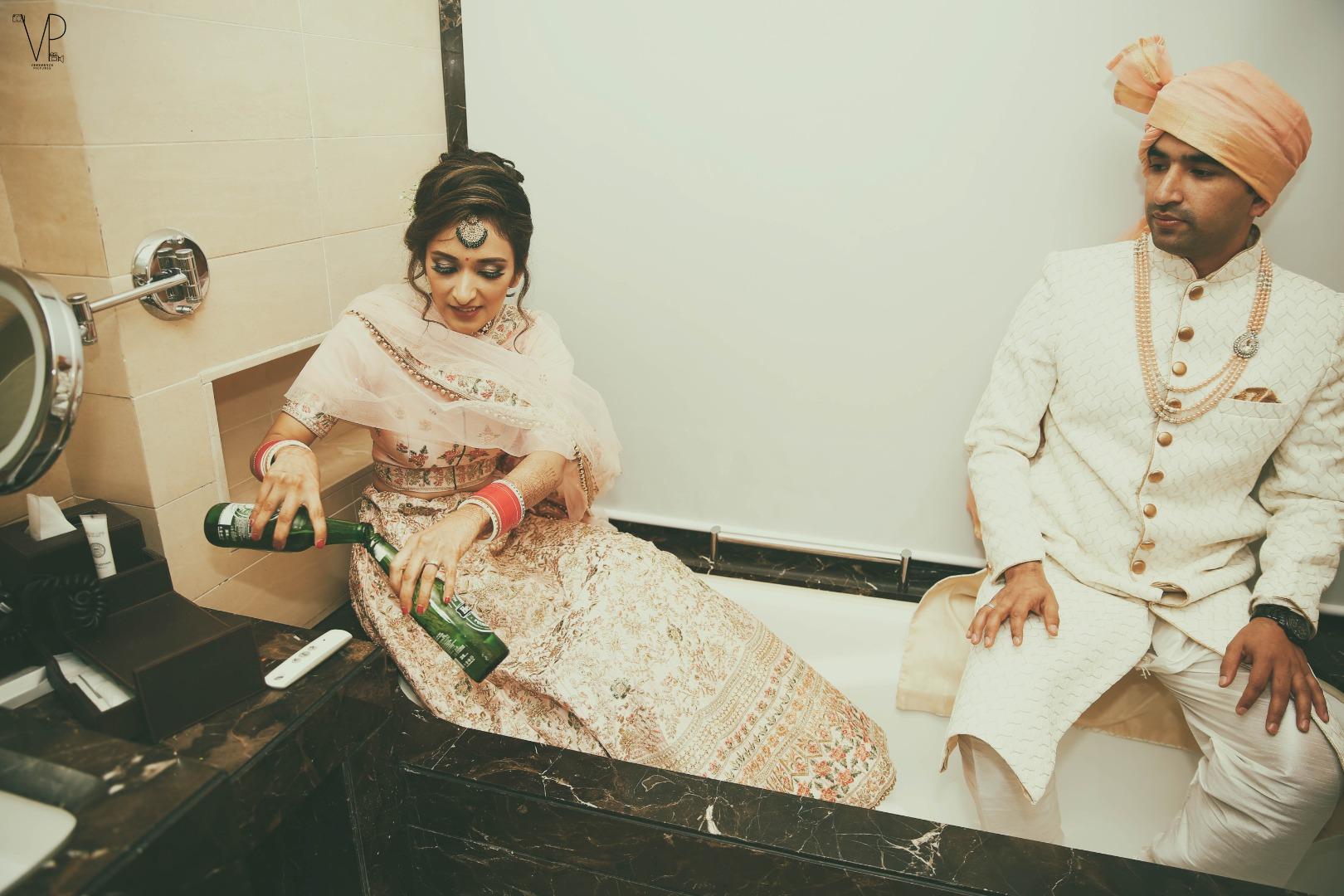 Unique Post Wedding Photography Ideas