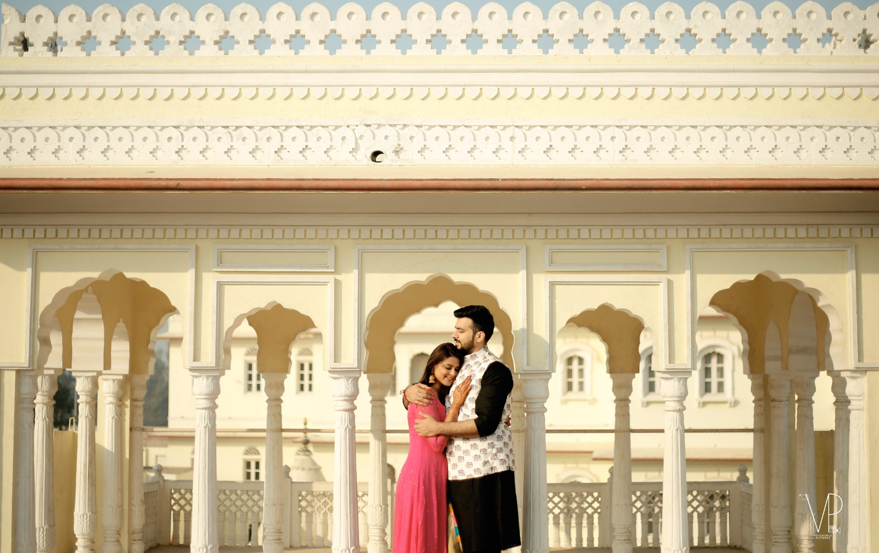 Bollywood Style Pre Wedding Shoot