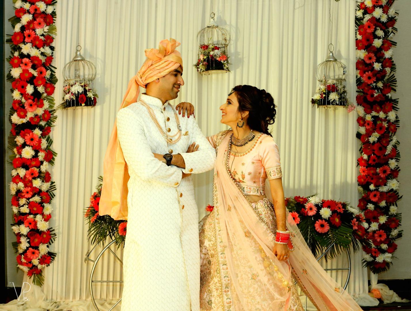 Best Floral Backdrops for Wedding Reception
