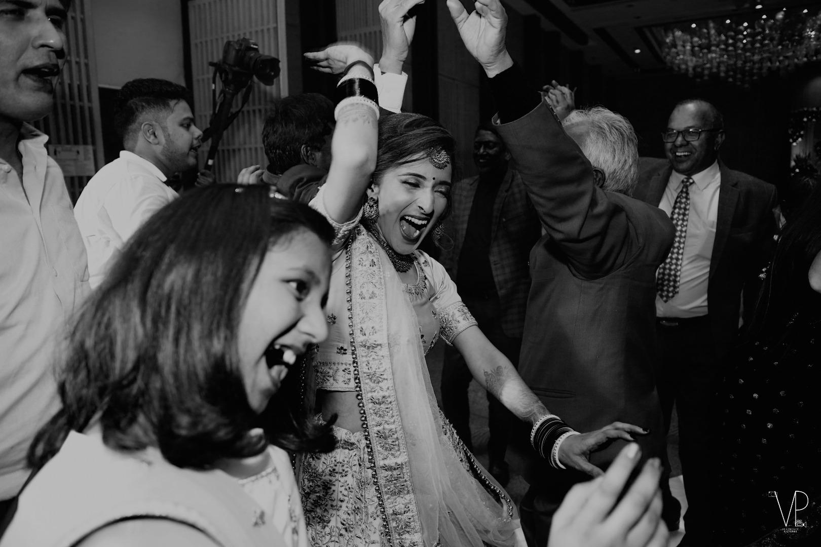 Indian Wedding Reception Dance Floor Images