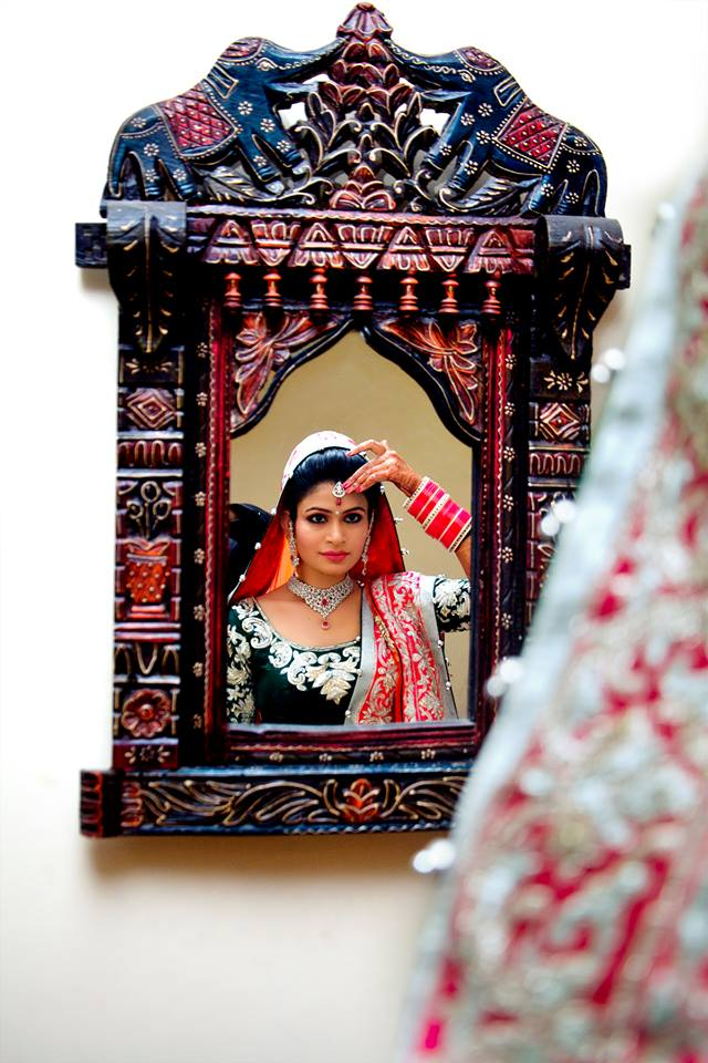 Royal Bridal Portrait