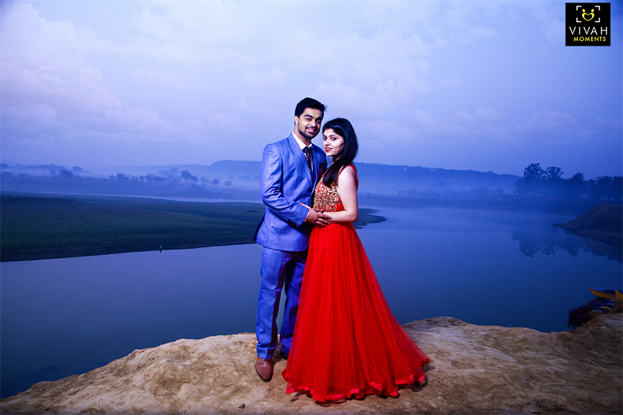Pre Wedding by Vivah Moments