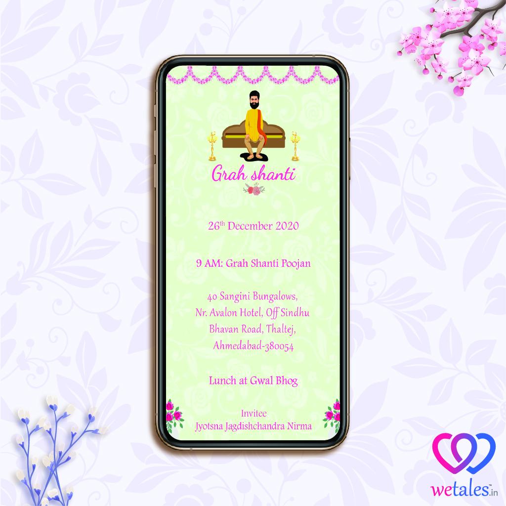 digital event invite