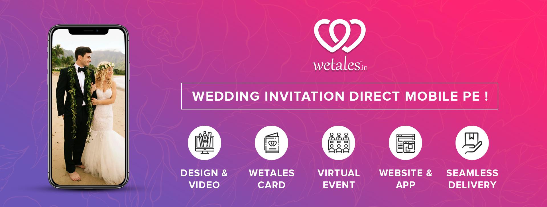 weTales Digital invites