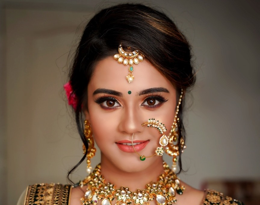dulhan bridal makeup