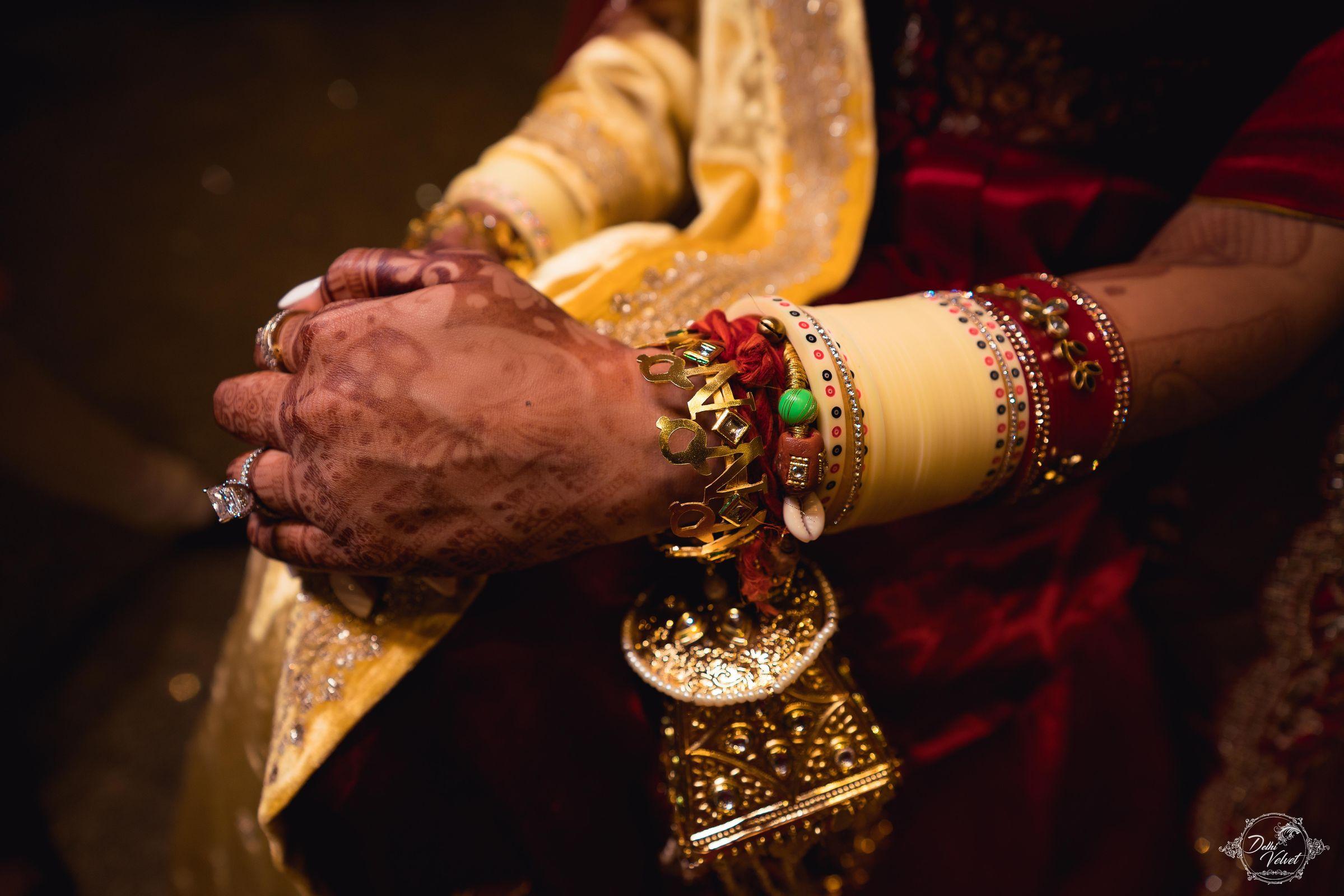 bridal bangles collection