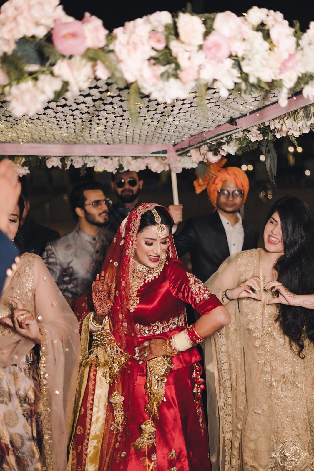 bridal dance entry