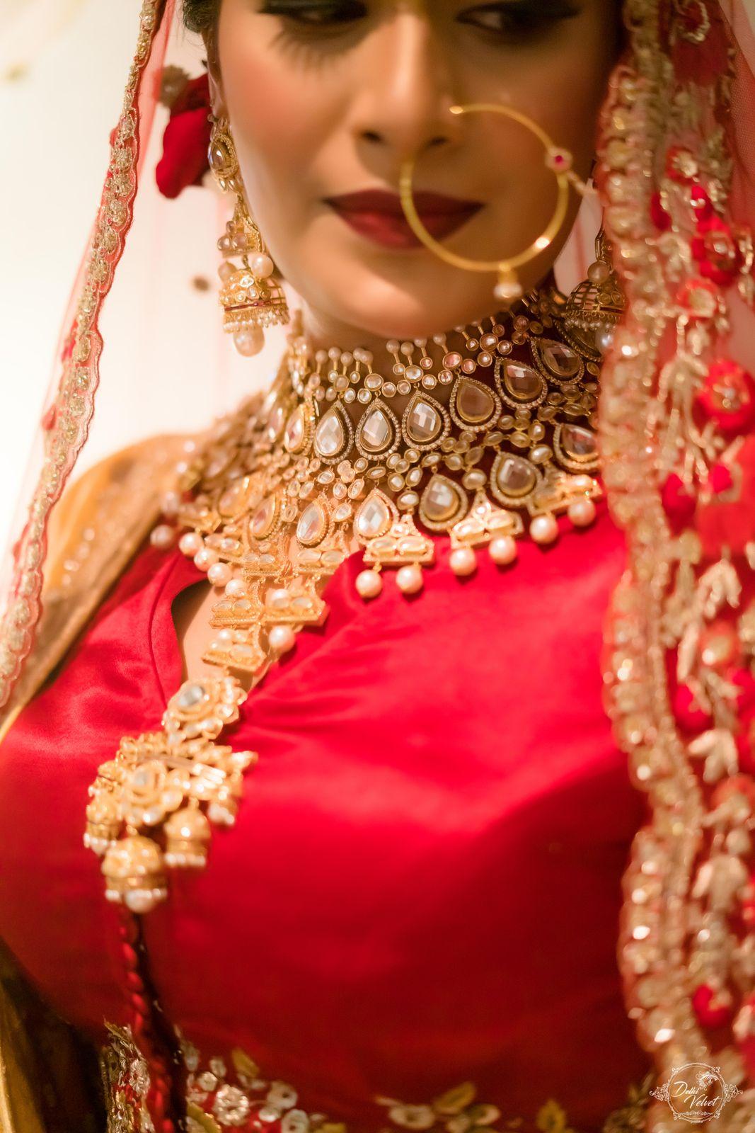 bridal dulhan set