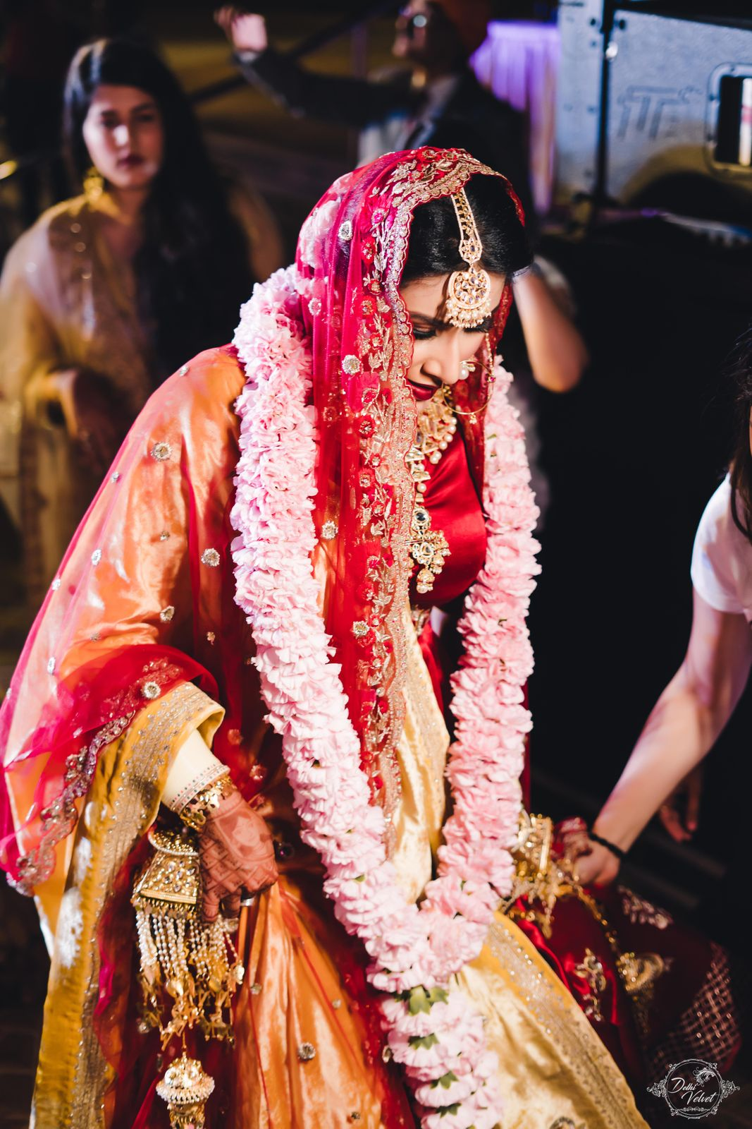 bridal jaimala