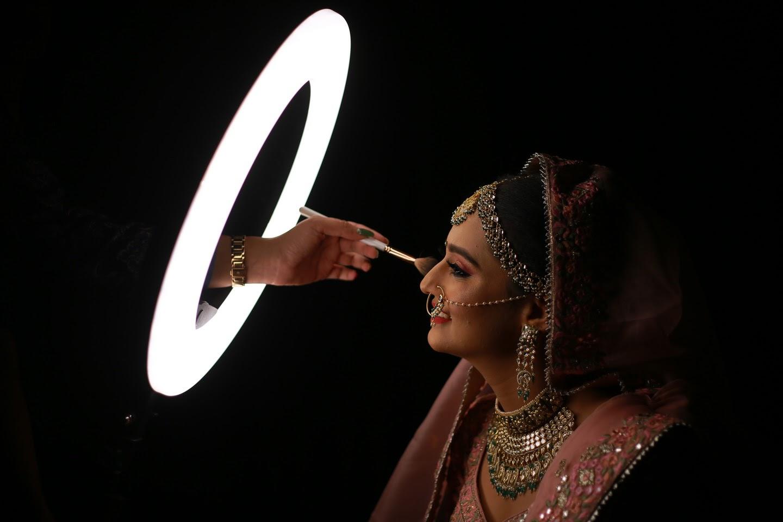 bridal makeup artist in Kolkata