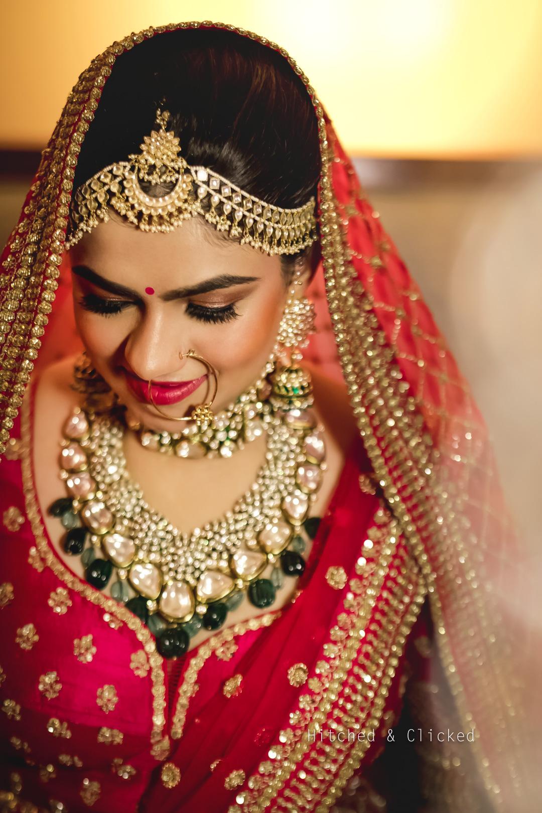 bridal photography poses