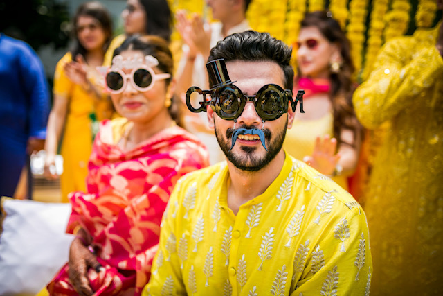 indian wedding couple photography