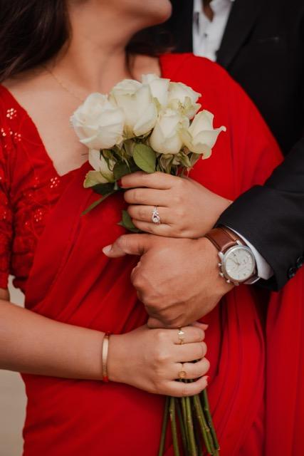 pre wedding shoot images
