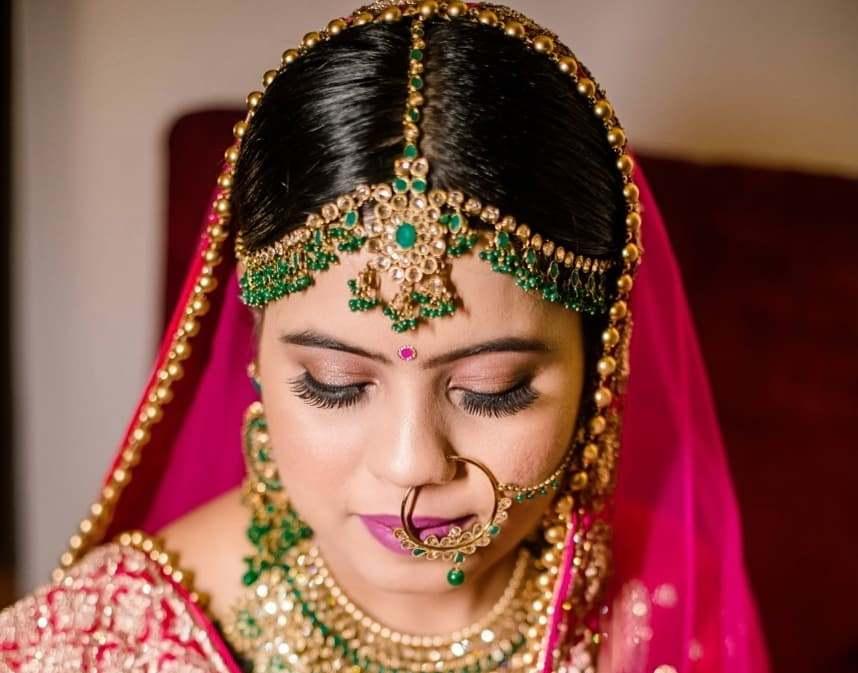 bridal eyes makeup images