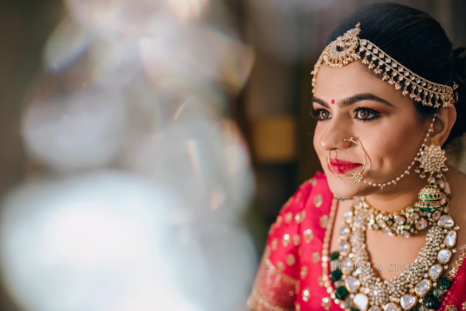 royal bridal choker set