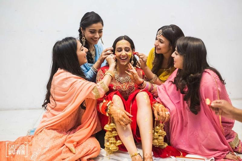 shreya and prithvi delhi wedding 27
