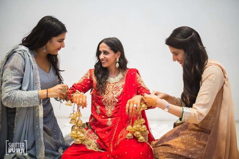 shreya and prithvi delhi wedding 28