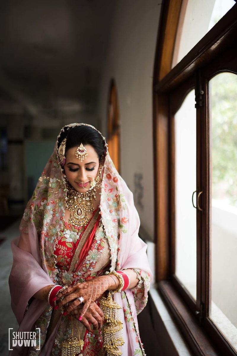shreya and prithvi delhi wedding 35