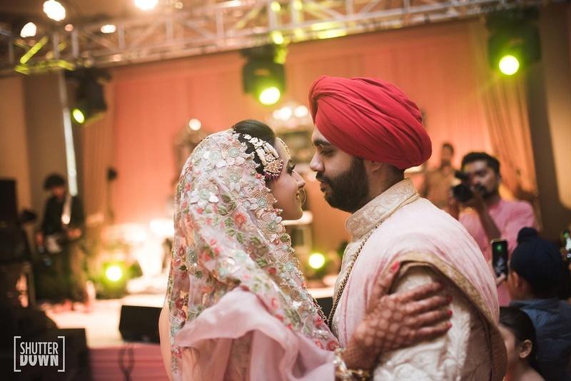 shreya and prithvi delhi wedding 44