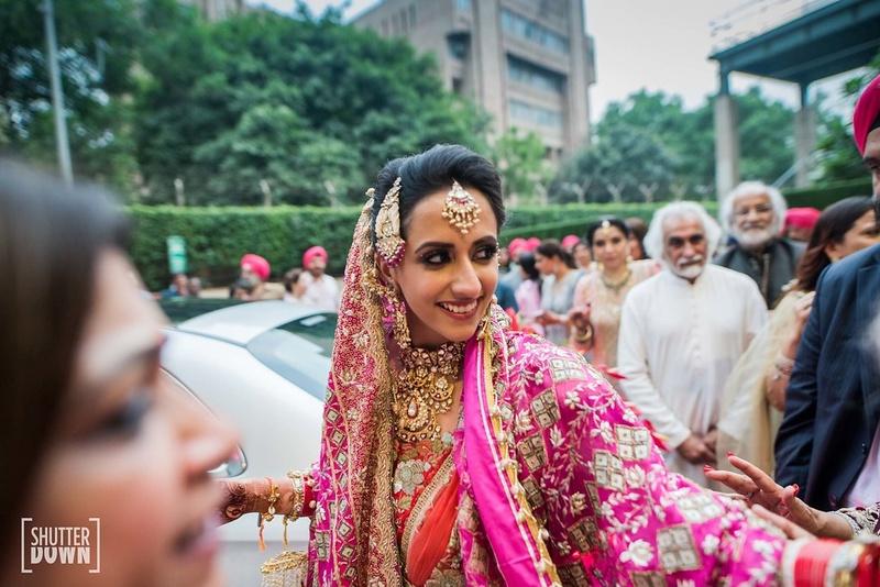 shreya and prithvi delhi wedding 46