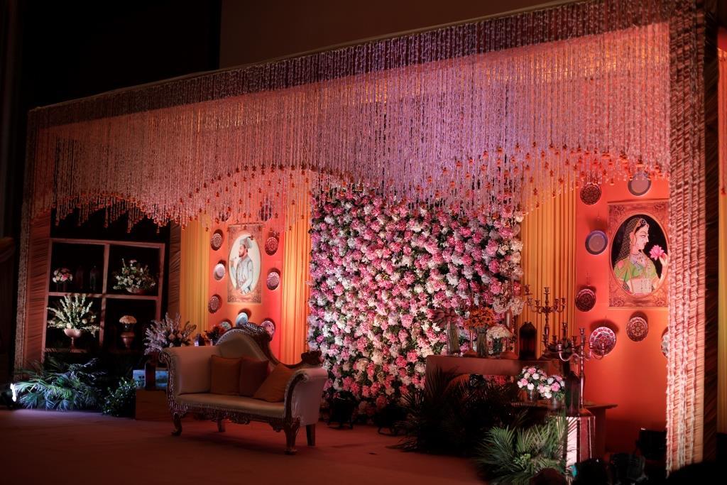 wedding decorations at Delhi