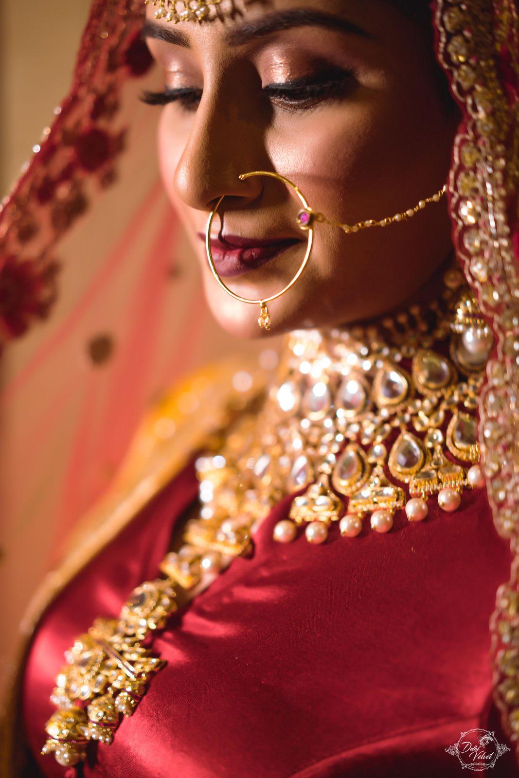 wedding jewellery for bride