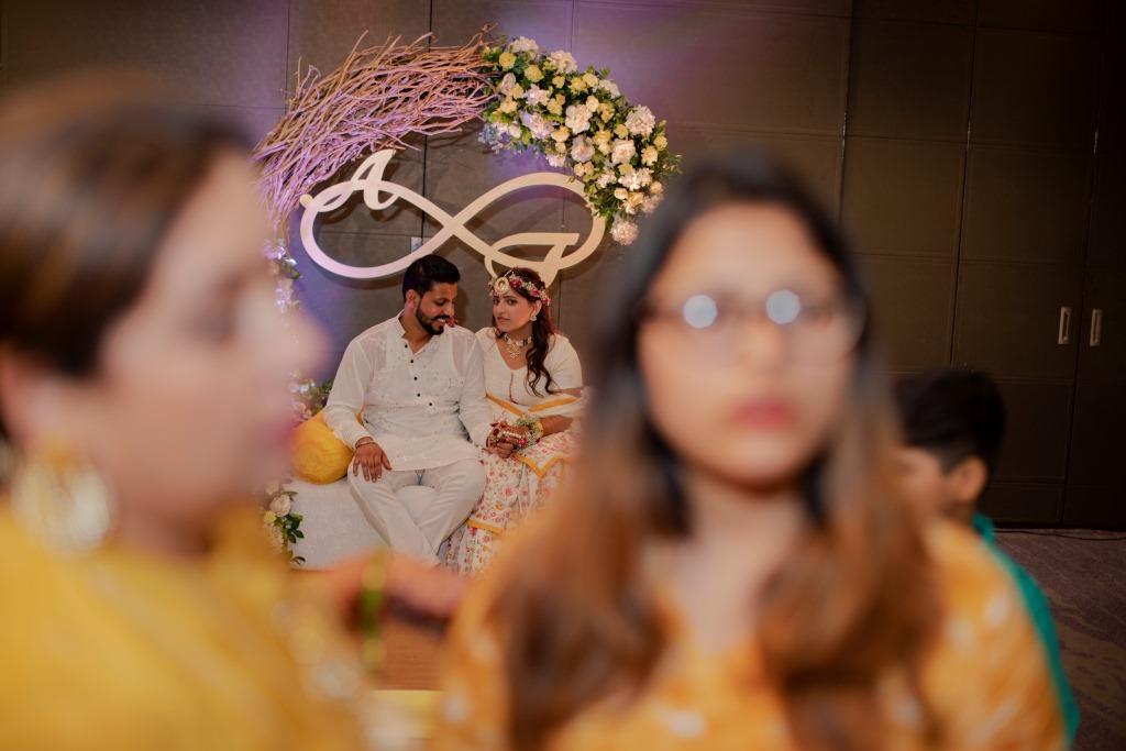 wedding stage decoration image